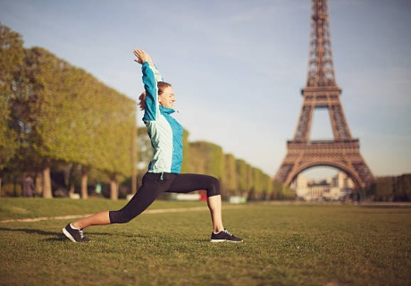 yoga a paris
